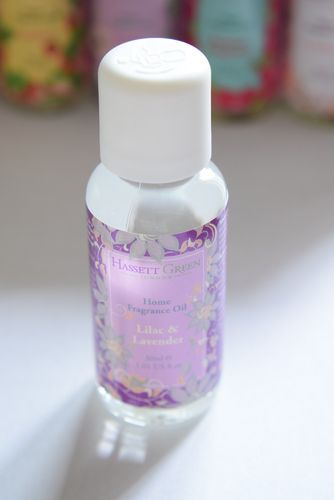 Lilac and Lavender fragrance oil 30ml