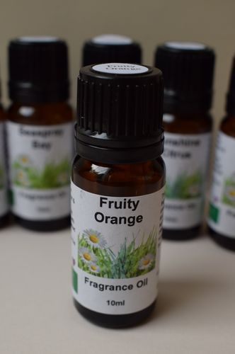 Fruity Orange fragrance oil