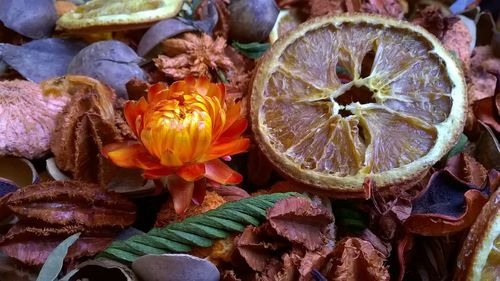 Fruity Orange potpourri cellopack