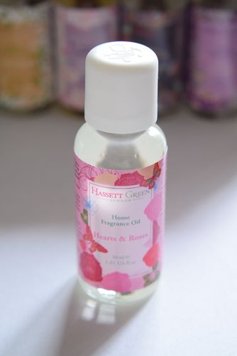 Hearts and Roses fragrance oil 30ml