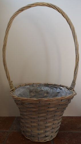 Large natural basket SLIGHT SECONDS