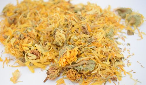 Dried flowers marigold calendula whole