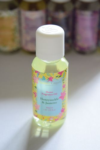 Honeysuckle & Jasmine home fragrance oil 30ml