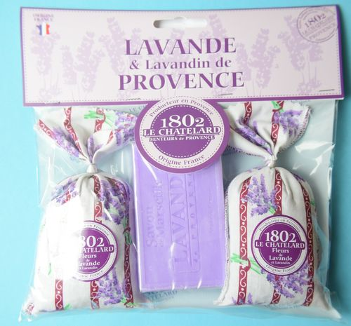 Lavender gift set 30% OFF!