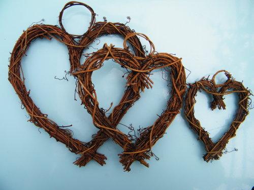 Vine heart wreath SALE!