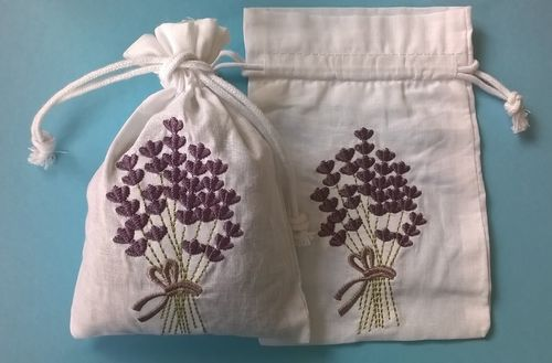 Embroidered bag empty wholesale