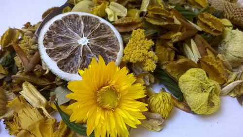 Sunshine Citrus potpourri cellopack