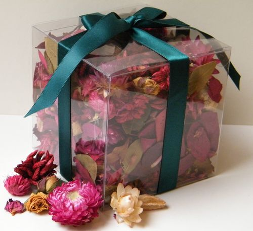 English Rose potpourri gift box