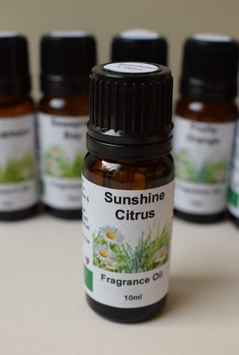 Sunshine Citrus fragrance oil
