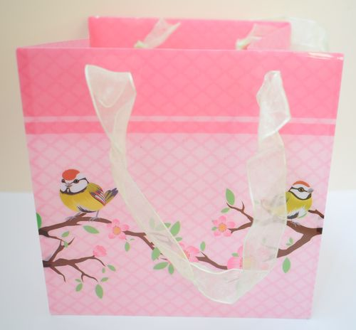 Cherry blossom gift bag empty 50% Off