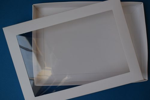 Flat box with window A5