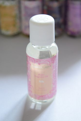 Silk home fragrance oil 30ml