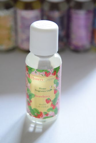 Strawberry home fragrance oil 30ml
