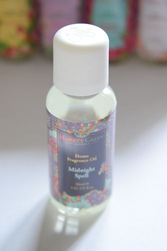 Midnight Spell home fragrance oil 30ml