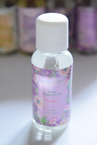 Exotica home fragrance oil 30ml