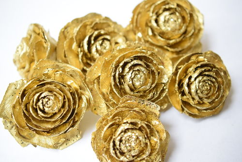 Cedar roses gold * Sale more than 30% Off!
