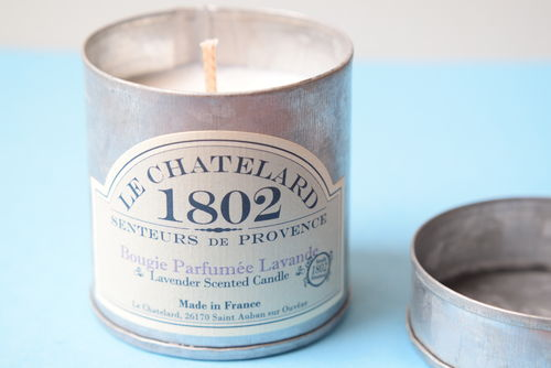 Lavender candle tin 30% OFF!