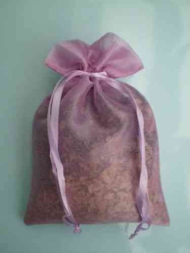 Lavender & hop pillow