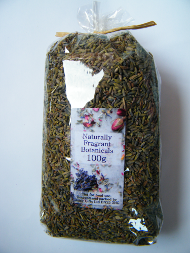 Dried Lavender 100g Pack Fragrant X20 Dried Flowers Shop