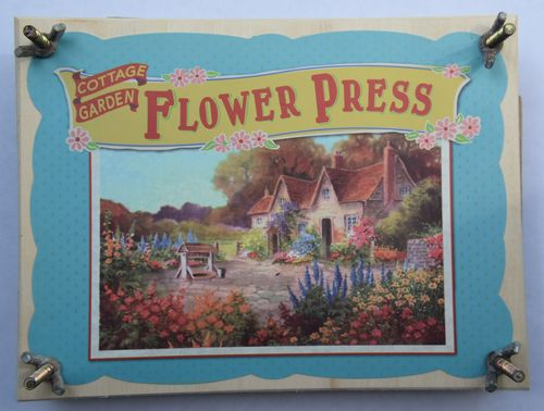 Flower press boxed set