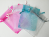 Organza bag 7x9cm pack of 10