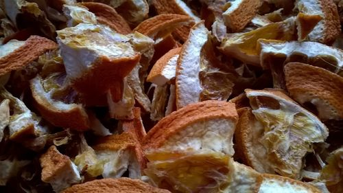 Dried orange triangles for craft wholesale