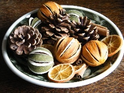 buy natural christmas craft